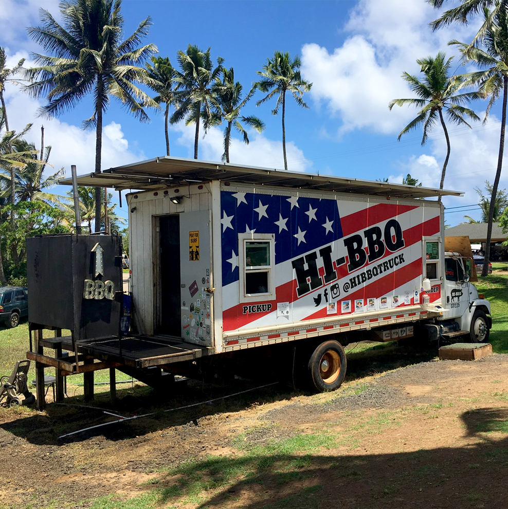 Foodtruck Northshore Oahu